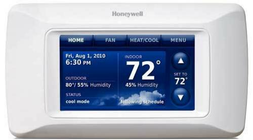 Go green for energy savings, let Mike upgrade you to top of the line Honeywell controllers